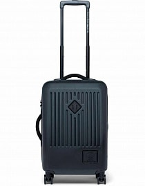 Чемодан Herschel Trade Power Small, Black/Black