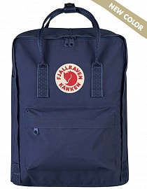 Рюкзак Fjallraven Kanken 16l, Blue-Pinstripe Pattern (New Color!)