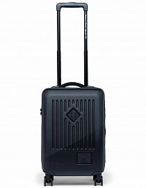 Чемодан Herschel Trade Power Carry-On, Black/Black