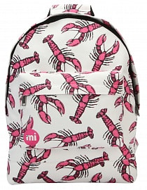 Рюкзак Mi-Pac PREMIUM Lobsters White/Pink, 17л
