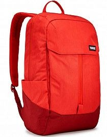 Рюкзак Thule Lithos Backpack 20L - Lava/Red Feather