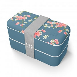 Ланчбокс Monbento MB Original Flower mood denim