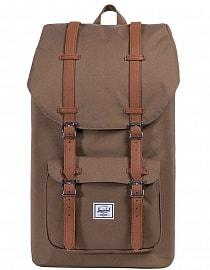 Рюкзак HERSCHEL LITTLE AMERICA Cub/Tan Synthetic Leather