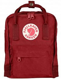 Fjallraven Kanken Mini 7l, Ox Red (326)