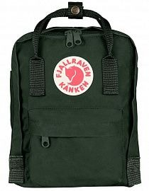 Fjallraven Kanken Mini 7l, Deep Forest (662)