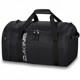 Сумка дорожная Dakine EQ BAG 51L BLACK-POLY RIP 0PY