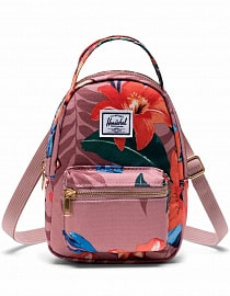 Nova Crossbody Summer Floral Ash Rose