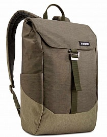 Рюкзак городской Thule Lithos Backpack 16L - Forest Night/Liche