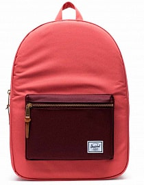 Рюкзак Herschel Settlement Mineral Red/Plum, 23l
