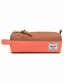ПЕНАЛ HERSCHEL Settlement Case Apricot Brandy/Saddle Brown