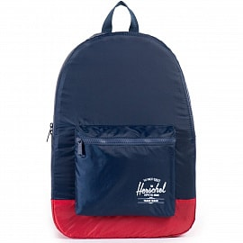 Рюкзак HERSCHEL PACKABLE DAYPACK Navy/Red