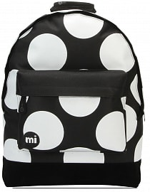 Рюкзак Mi-Pac Polkadot XL Black/White, 17л