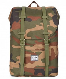 Рюкзак HERSCHEL RETREAT YOUTH  WOODLAND CAMO1