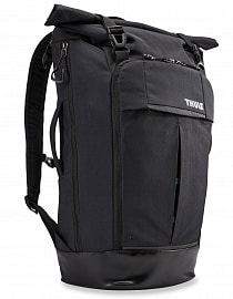 Рюкзак городской Thule Paramount Rolltop Backpack 24L- black