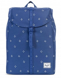 Рюкзак Herschel Post MID-VOLUME Focus/Twilight Blue Rubber