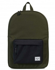 Рюкзак  Herschel Classic Forest Night/Black 22l