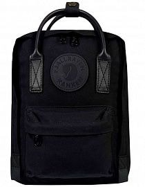 Fjallraven Kanken №2 Mini 7l, Black Edition