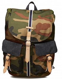 Рюкзак HERSCHEL DAWSON Woodland Camo/Dark Denim