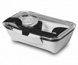 Ланчбокс Black+Blum Bento Box Black Limited idition