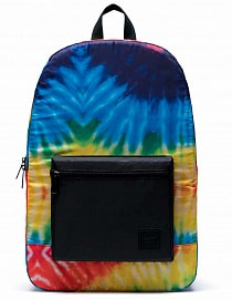 Рюкзак Herschel Packable Daypack 24,5l Rainbow Tie Dye