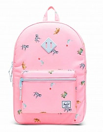 Рюкзак Herschel Heritage Youth X-Large 22l, Candy Pink Circus Animals