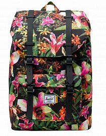 Рюкзак Herschel Little America Mid-Volume Jungle Hoffman, 17l