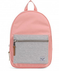 Рюкзак HERSCHEL GROVE X-SMALL Peach/Light Grey Crosshatch