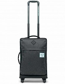 Чемодан Herschel Highland Small, Black Crosshatch