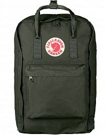 Рюкзак Fjallraven Kanken Laptop 17'', Deep Forest (662)