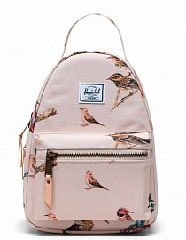 Рюкзак Herschel Nova Mini 9L, Natural Birds