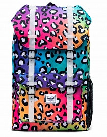 Рюкзак Herschel Little America Youth 18l, Gradient Leopard