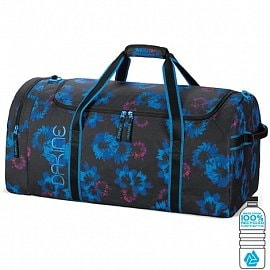 Сумка дорожная Dakine WOMENS EQ BAG 74L BFL BLUE FLOWERS