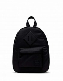 Рюкзак Herschel Heritage Mini Light, Black