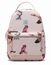 Рюкзак HERSCHEL Nova Mid-Volume 18l, Natural Birds