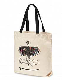 Сумка женская Dakine 365 CANVAS TOTE 21L LIZZY FLAMINGO