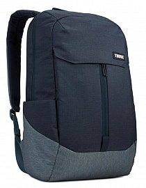 Рюкзак городской Thule Lithos Backpack 20L - Carbon Blue