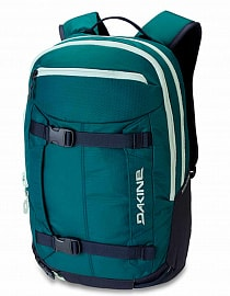 Dakine Women's Mission PRO 25L DEEP TEAL