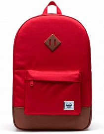 Рюкзак Herschel Heritage 21,5l Red/Saddle Brown