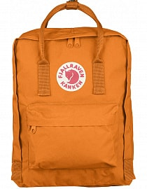 Рюкзак Fjallraven Kanken 16l, Burnt Orange (оранжевый)
