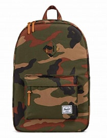 Рюкзак Heritage Youth XL Woodland Camo/Army Rubber