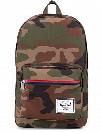 Рюкзак Herschel Pop Quiz Woodland Camo/Multi Zip
