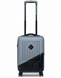 Чемодан Herschel Trade Power Carry-On Grey/Black