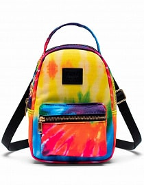 Nova Crossbody Rainbow Tie Dye