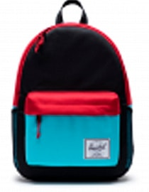 Рюкзак Herschel Classic X-Large 30l, Black/Red/Bachelor Button