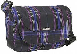 Сумка женская Dakine Girls Messenger Bag Large TWP/BK