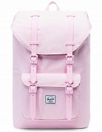 Рюкзак Herschel Little America Mid-Volume 17l, Pink Lady Crosshatch