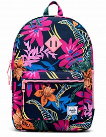 Рюкзак Herschel Heritage Youth X-Large 20l, Jungle Floral/Peacoat Peony