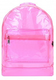 Рюкзак Mi-Pac Transparent Pink, 17л