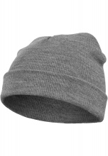 FLEXFIT Шапка Heavyweight  Beanie heather grey