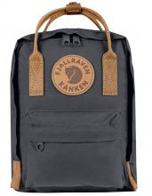 Рюкзак Fjallraven Kanken №2 Mini 7l, Super Grey (046)